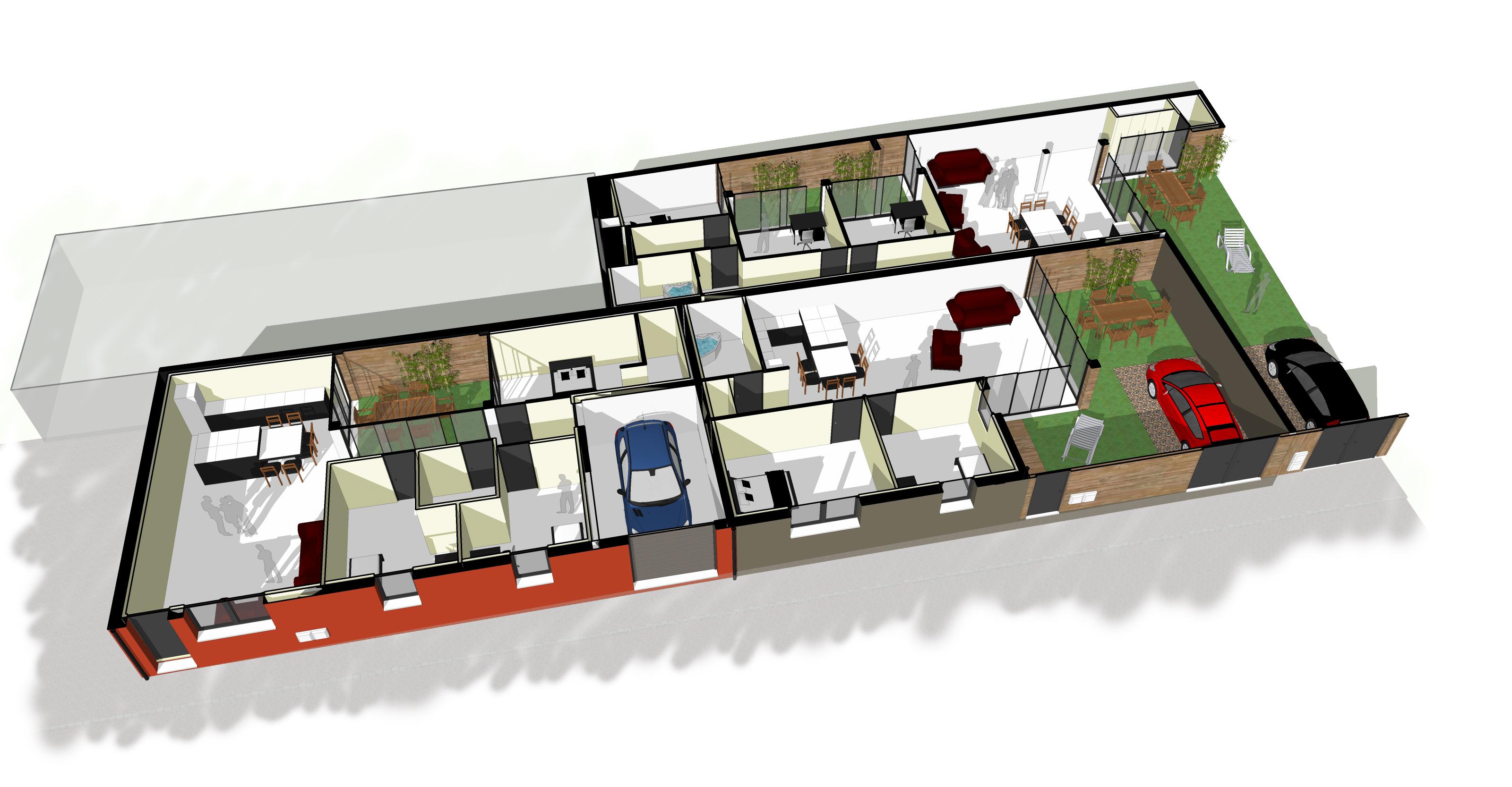 Transformer Hangar En Loft architecte – lille – bien chez soi – agence architecture