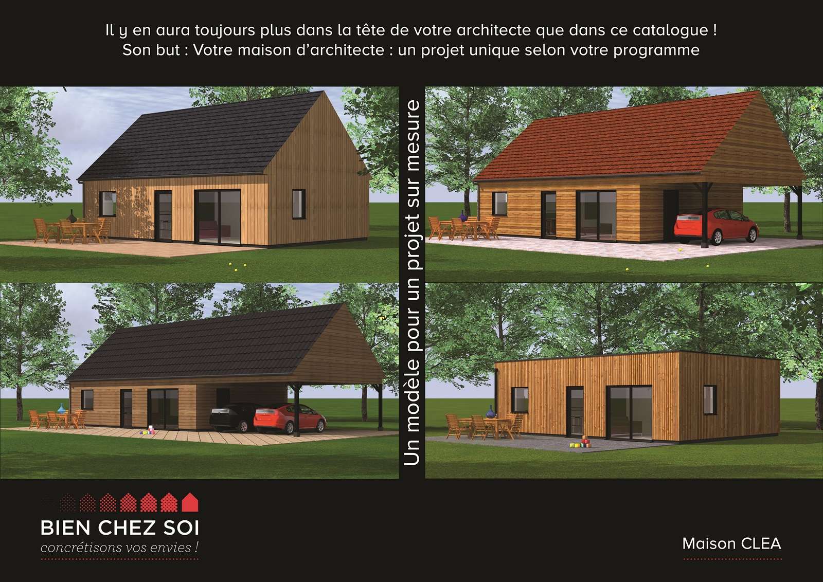 Architecte lille bien chez soi agence architecture for Conception maison